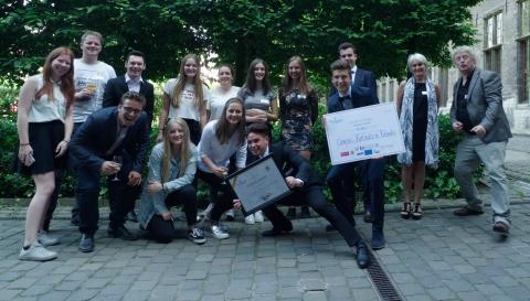KASOMK wint Golden Award Quantum SpinOff